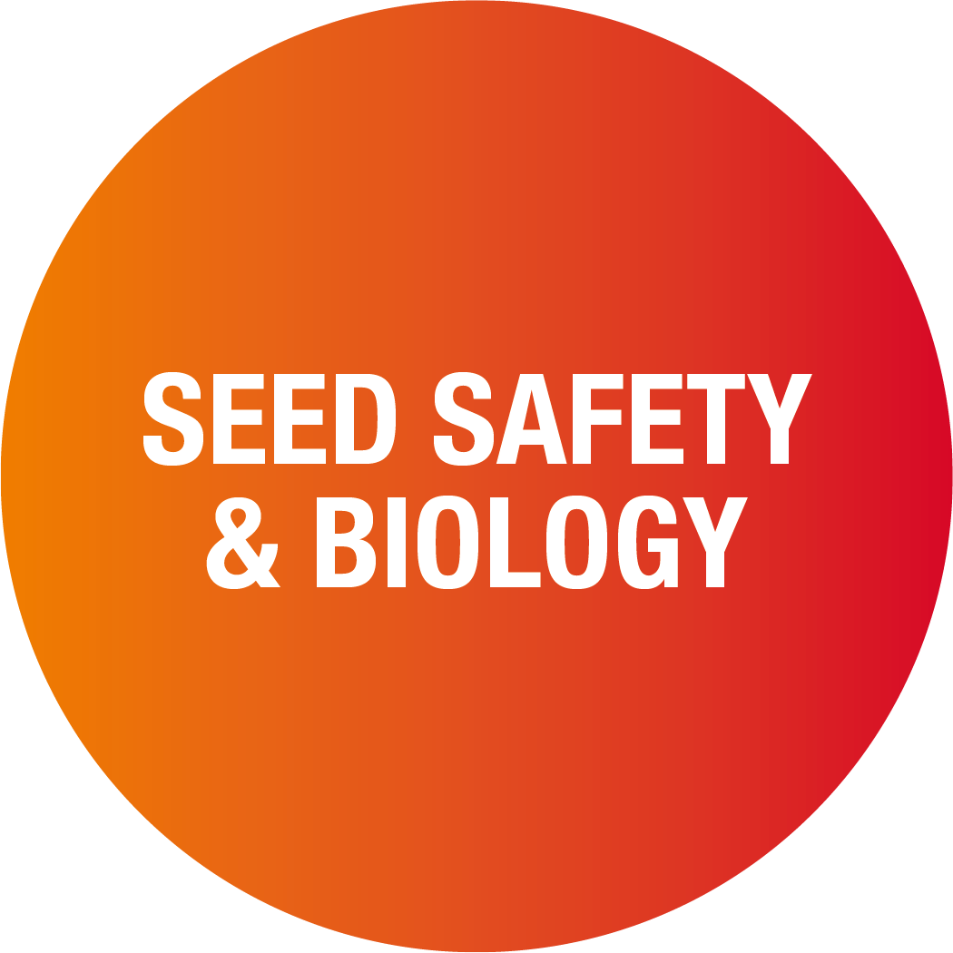 Seed safety and biology