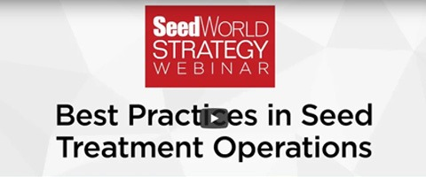 Best Practices in Seed Treatment Operations