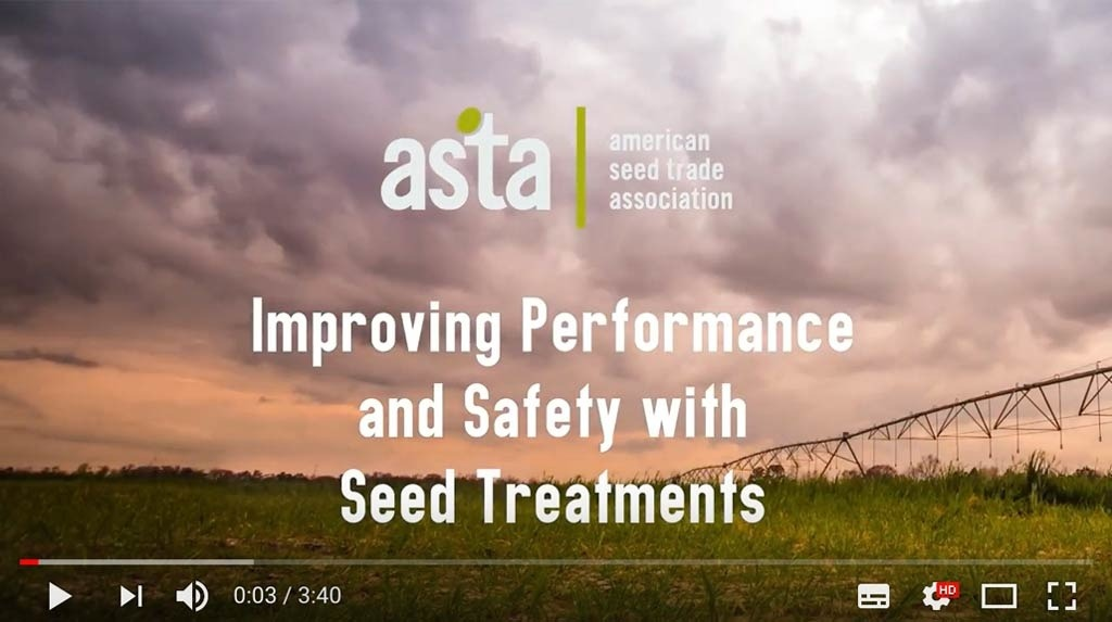 ASTA Seed Treatment video